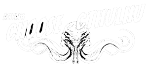 Logotipo Choose Cthulhu Libros Juego